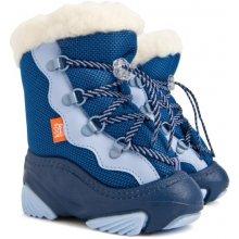 DEMAR Chlapčenské snehule Snow Mar C modré