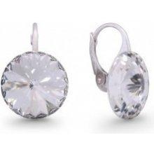 4ce25ff99 Naneth náušnice Swarovski Elements Rivoli Crystal NA1122C14