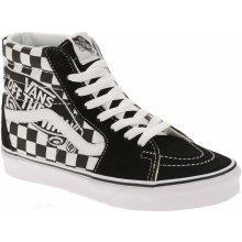 Vans Sk8-Hi Vans Patch Black True White 1817bc05c68