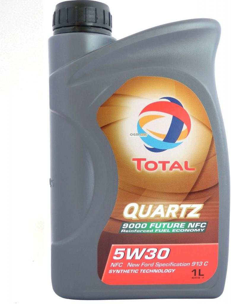 Total Quartz 9000 Future NFC 5W-30 1 l - 0