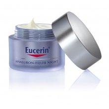 Eucerin Hyaluron Filler nočný krém proti vráskam 50 ml