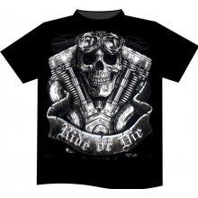 RockEagle SL-04 T Shirt Tričko Póló