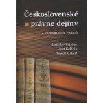 Československé právne dejiny - Vojáček Ladislav