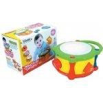 EURO BABY Interaktívna hračka s melódiu Bubienok