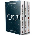 3x Ray Bradbury BOX - Ray Bradbury
