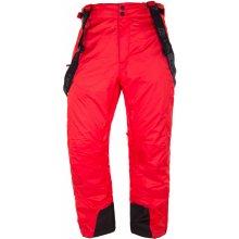 2b2913c14a09 Alpine Pro SANGO 3 Pánske lyžiarské nohavice MPAH157475 purpurový plameň