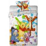 Jerry Fabrics obliečky Macko Pu Colours bavlna 140x200 70x90