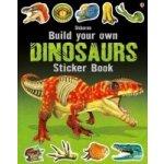 Build Your Own Dinosaurs Sticker Book Tudhope Simon