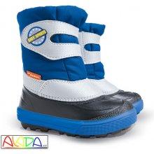 d5f3ac2601 Demar Baby sports 2NB modré Detské snehule