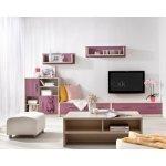 MALYS-GROUP Lacný nábytok do detskej izby BREGI Zostava 4B