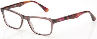 e0db825d9 Dioptrické okuliare Ray Ban 5279 tmavo-presvitná fialová alternatívy -  Heureka.sk