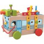 Woody Montážny autobus s náradím