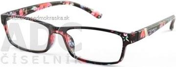 American Way okuliare na čítanie FLEX čierno-kvetinové - Zoznamtovaru.sk 8116a343e98