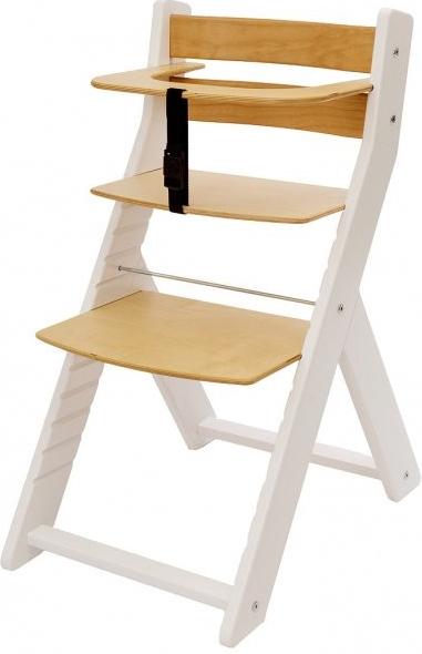 803bba33c8eb Detské jedálenské stoličky Wood Partner - Heureka.sk