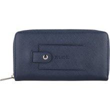 Bulaggi Dámska peňaženka Mira Wallet Zip Around Dark Blue 10436-43 6f8b177d5ba