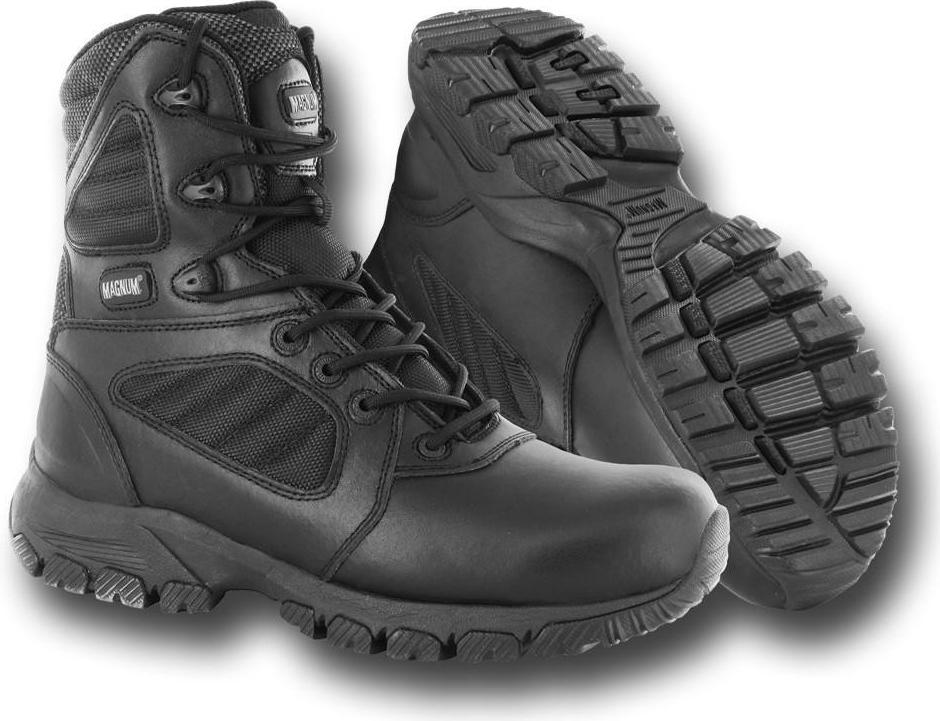 Pracovná obuv MAGNUM Lynx 8.0 profesionálne vojenské a policajné ... 9940b540038