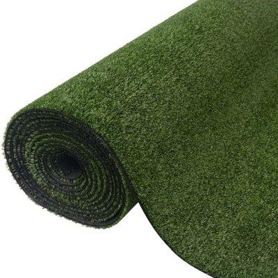 shumee Umelý trávnik 0,5x5 m/7-9 mm, zelený