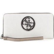 Guess peňaženka Alana Large Zip-Around Wallet chalk multi 9d0cd627b29