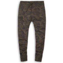 Minoti MONO 2 Nohavice chlapčenské maskáčové v páse do gumy khaki od ... 78d0d63913f