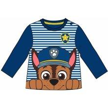 06a6f0384 Disney by Arnetta Chlapčenské tričko Paw Poschodie - modré