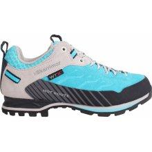 Karrimor Hot Route Ladies Waterproof Walking Shoes Turq Grey 36bba44288b