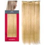 Sangra Hair ClickClack vlasy v celku 1 kus, 40 cm dlhé