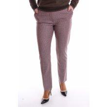 045e96ff6c47 Dámske elastické nohavice opaskom