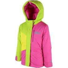 Pidilidi PD1026-01 zimná bunda s lyžiarskym pásom dievča a82af56a033