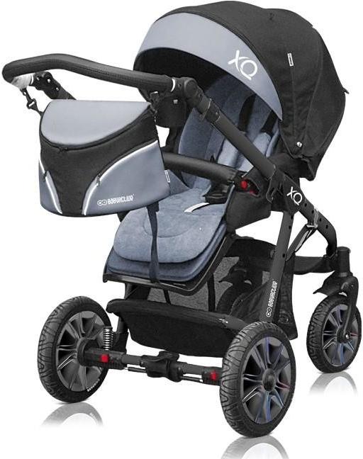 9d1f28821 Baby Active Sport XQ 2018 01 Čierna konštrukcia od 229,00 € - Heureka.sk