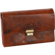 Branco Čašnícka peňaženka hnedá 79432 TAN ae6f8fdf9a5