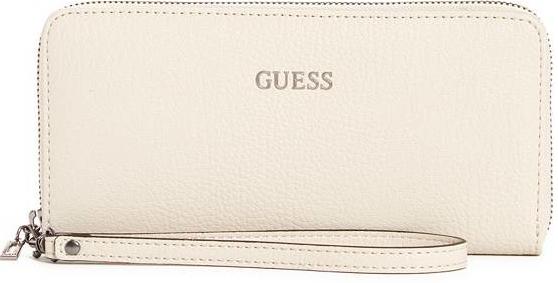 cbb7e6d3b Peňaženka Guess peňaženka Kinley Zip Around Wallet zlatá ...