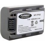 Formax NP-FP50 1500 mAh batéria - neoriginálne