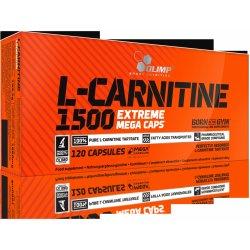OLIMP L-Carnitine 1500 extreme 120 tabliet