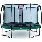 BERG Elite Green 380 cm + ochranná sieť