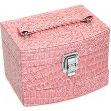 JKBox Pink KVSWSP300-A5 šperkovnica