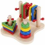 Drevené hračky Woody