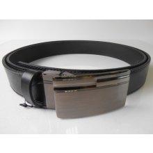 28a83a48cf Čierny pánsky opasok z pravej kože PM-3-ČK1