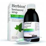 HerBion brečtanový sirup sir (fľ.skl.hnedá) 150 ml