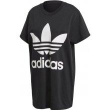 fe7a2b34340b adidas Tričká s krátkym rukávom BIG TREFOIL TEE Čierna