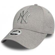 New Era Jersey Essential New York Yankees 9FORTY Dámská Kšiltovka Gray Gray  Strapback šedá   b27b30567b
