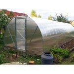 VOLYA LLC Polykarbonátový skleník EKO 18 m²