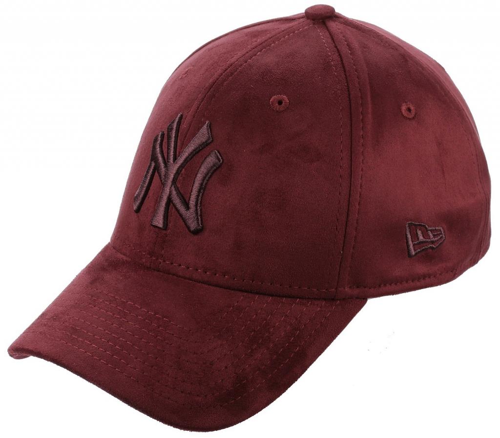 673389485 New Era 39T Stretch Suede MLB New York Yankees Carmine alternatívy -  Heureka.sk
