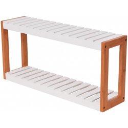 0d98efc61 vidaXL Regál do kúpeľne, bambusový, 60x15x28,5 cm alternatívy ...