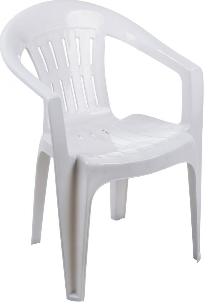 88a067f46873 Záhradná stolička a kreslo G21 Plastová stolička 55