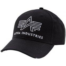157d63e98 Alpha Industries Big A Classic Cap šiltovka black alternatívy ...