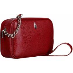 6c2b6bd27 Wojewodzic malé kožené kabelky na plece 31747/ červené od 80,00 ...