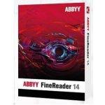ABBYY FineReader 14 Standard / Upgrade / standalone / EDU / ESD
