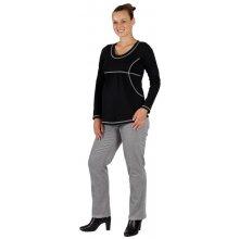 43c9e2203ed7 Rialto těhotenské tričko Borvemore černá