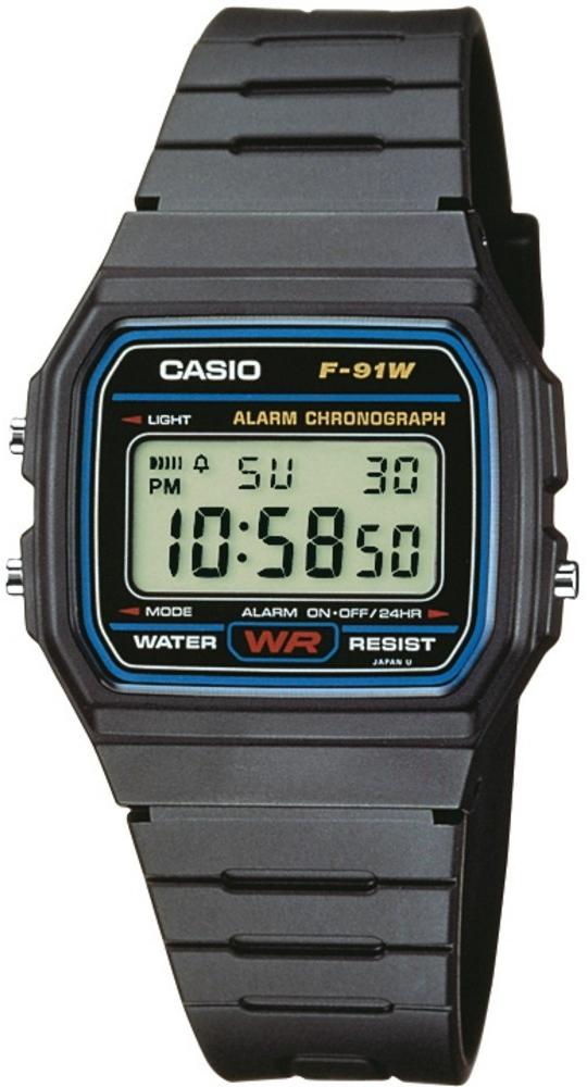 02819cb9e Casio F-91-1 od 14,90 € - Heureka.sk