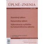 UZZ 2012 Stavebný zákon, Katastrálny zákon